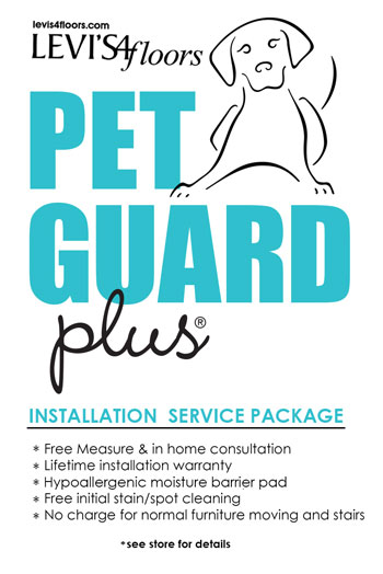 Pet Guard Plus Installation Package